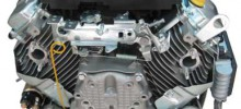 Diesel Engine White 1