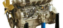 R series Diesel Engine White