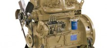 R495ZD Diesel Engine White